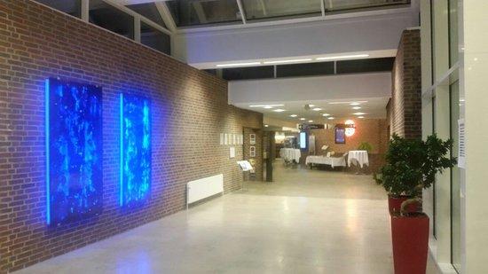 Nyborg Strand: Entrance hallway...
