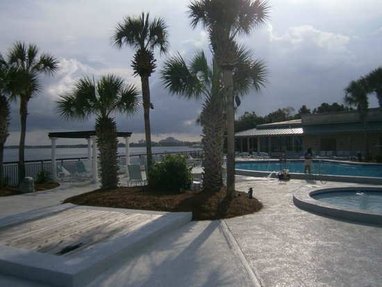 Sandestin Golf and Beach Resort : The pool at LaCiel