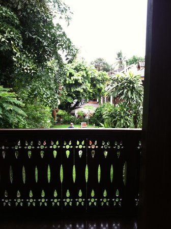 Galare Guest House: View from balcony