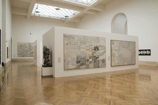 Galleria Nazionale d'Arte Moderna (GNAM): Sala interna