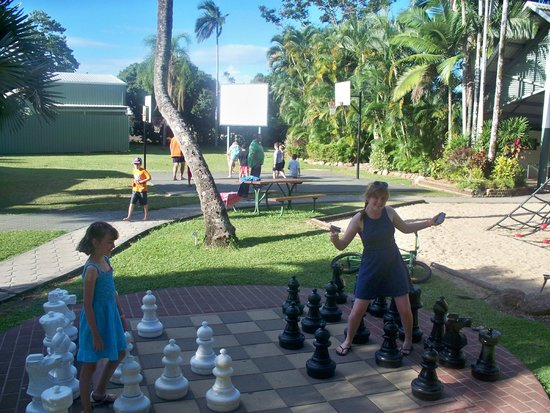 Cairns Coconut Holiday Resort: Awesome Pools and activities