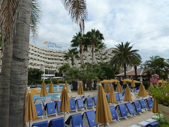 Spring Arona Gran Hotel : Hotel