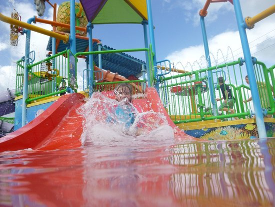 Cairns Coconut Holiday Resort: Lots of fun for the kids