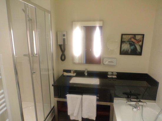 Relais Spa Paris-Roissy CDG: room bathroom