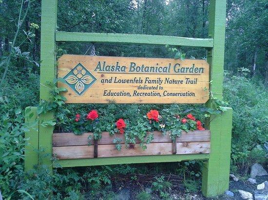 2 Picture Of Alaska Botanical Garden Anchorage
