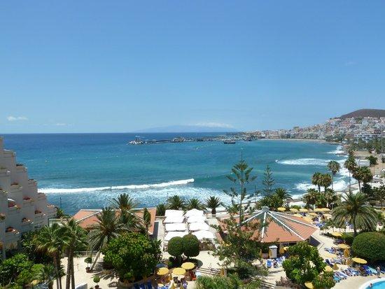 Spring Arona Gran Hotel : Sea view