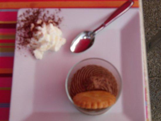 Au bon coin aux pieds de cochon: Mousse au chocolat maison