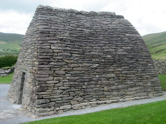 Gallarus Oratory from Side