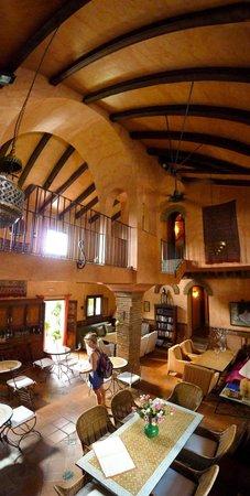 Hotel Alavera de los Banos : Beautiful interior