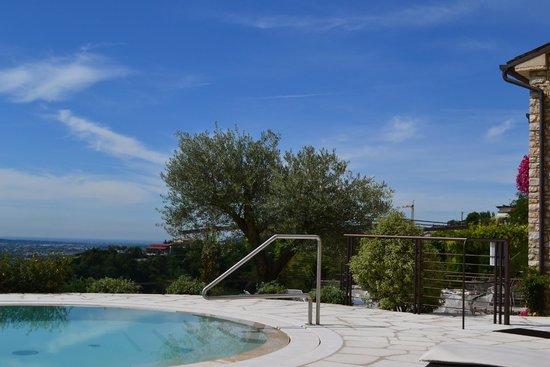 Relais Dolcevista Agriturismo: The pool!