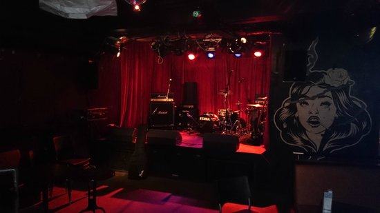 Skuret Bar & Scene