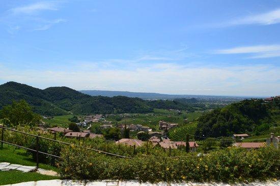 Relais Dolcevista Agriturismo: What a view!