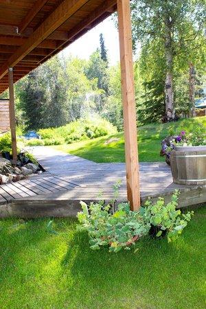Daniels Lake Lodge Bed & Breakfast: Lodge
