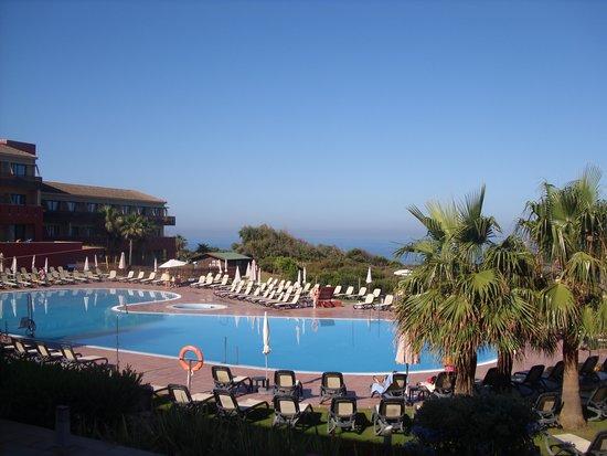 ILUNION Calas de Conil: vista de piscina