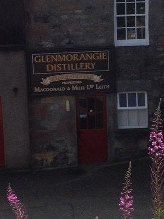 Glenmorangie Distillery: lovely