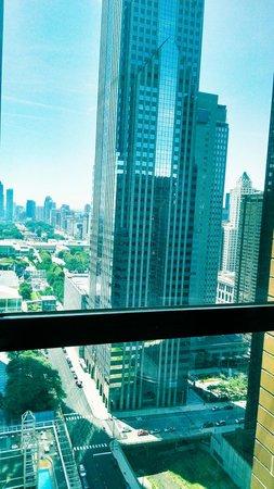 Hyatt Regency Chicago: View