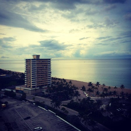Bahia Mar Fort Lauderdale Beach - a Doubletree by Hilton Hotel: Beautiful view