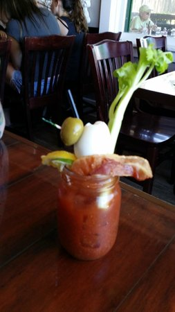 Haunted Hamburger: Bloody Mary