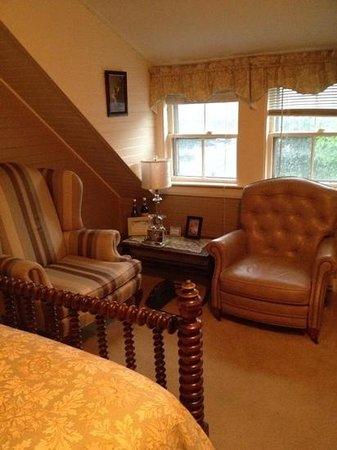 Puffin Inn Bed & Breakfast : Room