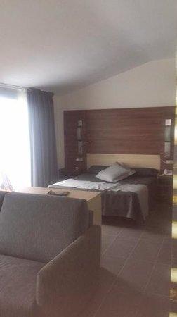 Aqua Hotel Aquamarina & Spa : bedroom