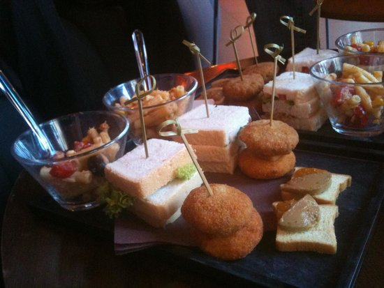 Terrazza Aperol: L'instant Snacking