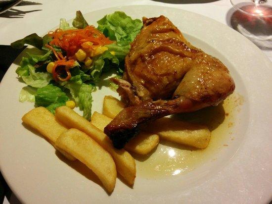 San Nicolás La Cocina Vasca : Chicken