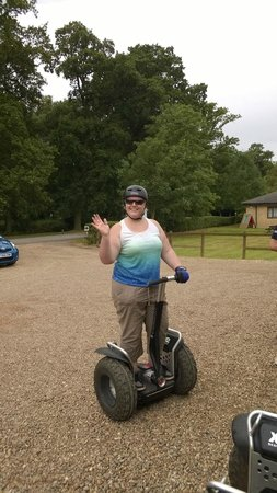 Ancaster Leisure: Segways