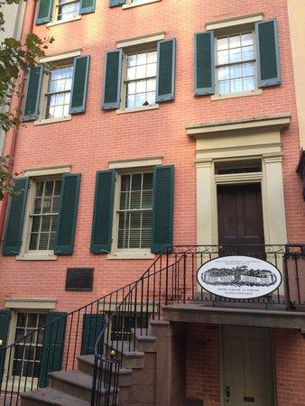 Ford's Theatre: Casa onde Lincoln morreu.