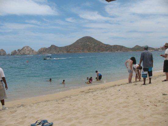 Playa del Amor : para nadar playas limpias y hermosas