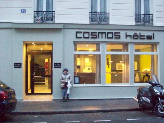 Cosmo's Hotel : hotel