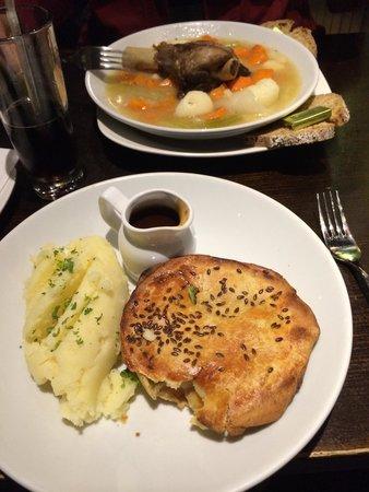 The Porterhouse Central: Fantastic meal!!!!!