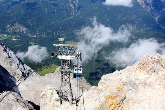 Zugspitze : Car