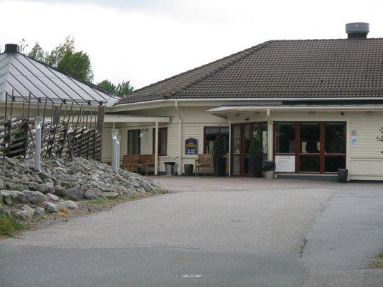 Best Western Arlanda Hotellby: Reception, dining area