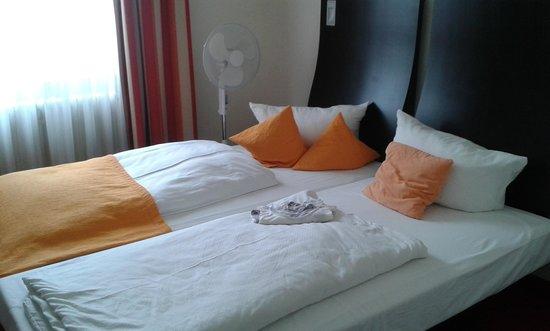 Stadthotel Freiburg Kolping Hotels and Resorts : Mein Zimmer