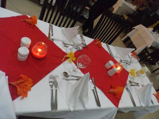 Hotel Riu Naiboa: comedor