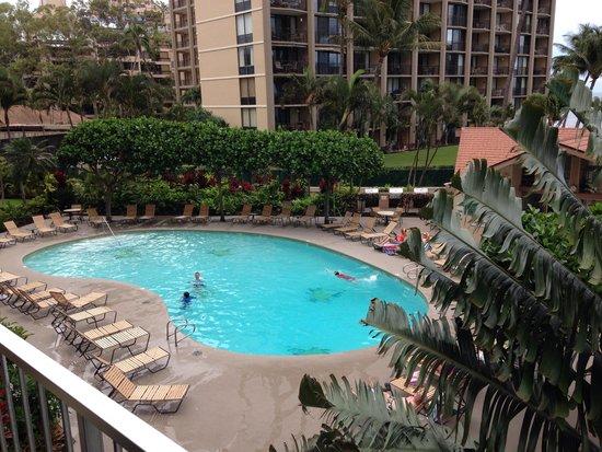 Royal Kahana: Rm #211 view of pool