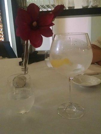 Tragabuches : Gin & Tonic aperitif