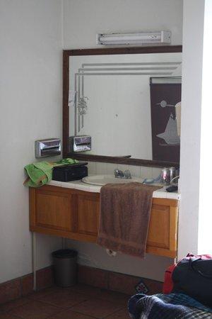 Hotel Sausalito: Vanity