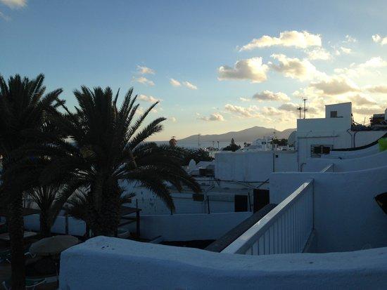 Arena Dorada Apartments : View from Balcony