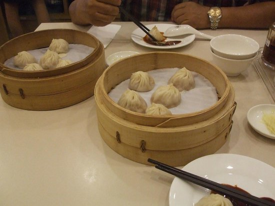 Din Tai Fung Pavilion KL: This is the best one .