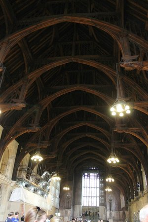 Houses of Parliament: Inside