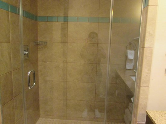 Harrah's Resort Atlantic City: Shower