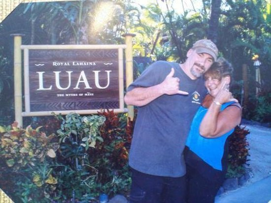 Royal Lahaina Resort: Their Luau