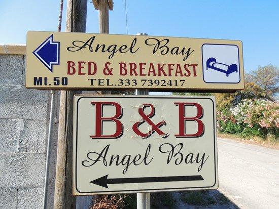 Angel Bay B&B Punta Prosciutto: angel bay