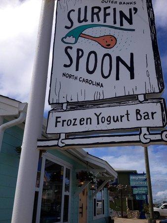 Surfin Spoon: Adorable & Delicious