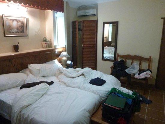 Zulu Nyala Game Lodge : room 35