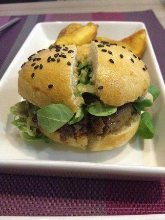 El Quinteto: Hamburger et ses délicieuses patates
