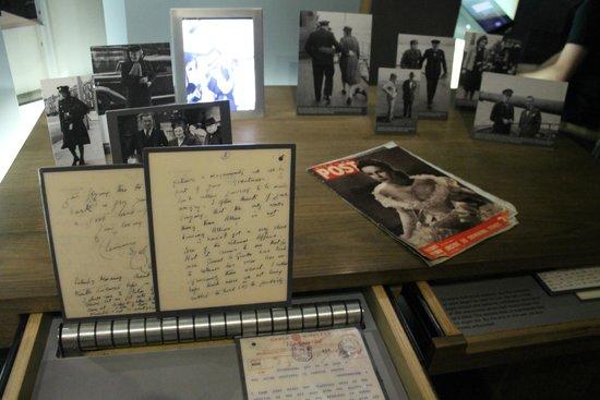 Churchill War Rooms: Inside