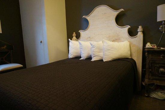 Seton Hotel: Номер на двоих с одной кроватью