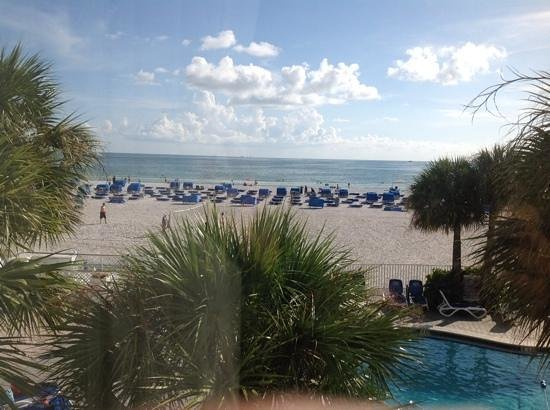 TradeWinds Island Grand Resort: View from the room